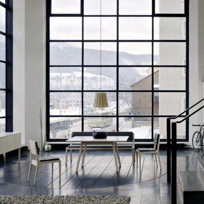 Forcher aui Sitzgruppe | Tische Sessel Esszimmer | Miele Center Höpperger Küchen Innsbruck | Küchen Tirol