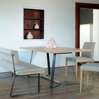 Forcher Contour Sitzgruppe | Tische Sessel Esszimmer | Miele Center Höpperger Küchen Innsbruck | Küchen Tirol