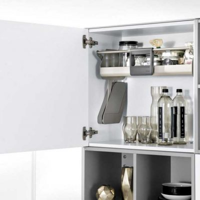 Häcker Küchen Laser Comet GL Laser GL Classic Designküche | Miele Center Höpperger Küchen Innsbruck | Küchen Tirol