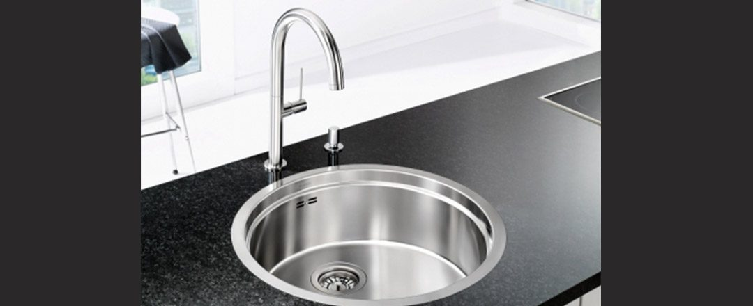Blanco Steelart Spüle Edelstahl | Miele Center Höpperger Küchen Innsbruck | Küchen Tirol