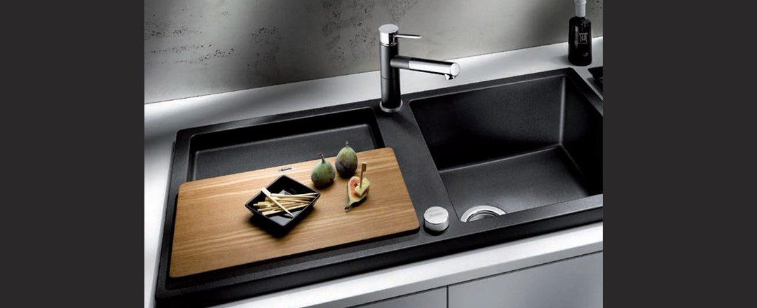 Blanco Steelart Spüle Keramik | Miele Center Höpperger Küchen Innsbruck | Küchen Tirol