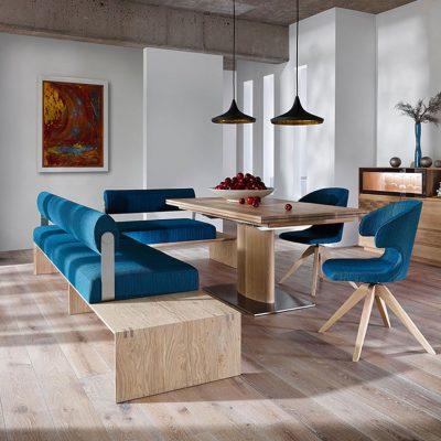 Anrei Diva Möbel | Tische Sessel Esszimmer | Miele Center Höpperger Küchen Innsbruck | Küchen Tirol