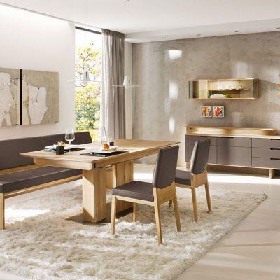 Anrei Vita Möbel | Tische Sessel Esszimmer | Miele Center Höpperger Küchen Innsbruck | Küchen Tirol
