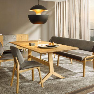 Anrei Oreja Möbel | Tische Sessel Esszimmer | Miele Center Höpperger Küchen Innsbruck | Küchen Tirol