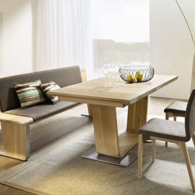 Anrei Avido Möbel | Tische Sessel Esszimmer | Miele Center Höpperger Küchen Innsbruck | Küchen Tirol