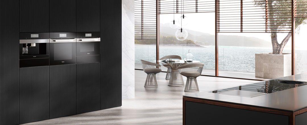 Innovation und neue Maßstäbe von Miele für Ihren Küchentraum bei Miele Center Höpperger in Tirol