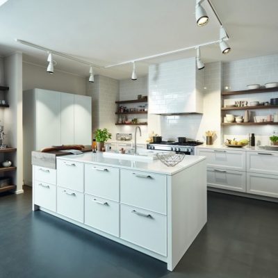 Warendorf Küche Classic American Landhaus | Miele Center Höpperger Küchen Innsbruck | Küchen Tirol